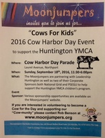 Moonjumpers Cows For Kids Event Flyer