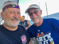 Moonjumpers help support Hands Together - Rob Benson & Mike Howley