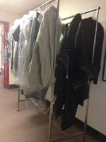 Warm Coats donated to the Vets