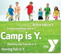 YMCA Summer Camp 2014